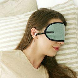 new 잠이보약 라운드형-귀마개 일체형 수면안대