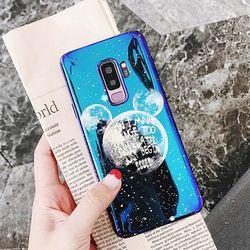 블루라이트 지구 케케이스 갤럭시노트8 9 S9 S9플러스