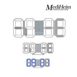 메디하임 LED 벽시계 MDC-826
