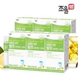 조율체 발포 비타민C 1000 6박스 (84포)