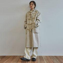 hoody handmade duffle coat