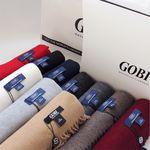 GOBI 고비 캐시미어 머플러 (캐시미어 100) 160x30cm