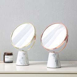 비앙코 카라라 탁상거울