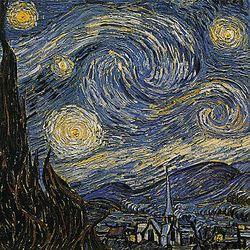 500조각 직소퍼즐 - 별이 빛나는 밤에 (CA5090A)