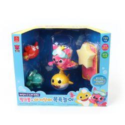 핑크퐁 아기상어 목욕놀이