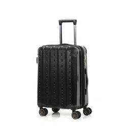 스티치 여행 캐리어 화물용 24형(+항공커버)블랙