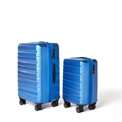 메카 여행 캐리어 화물용 29형(+항공커버)블루