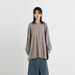 town boxy tee (4colors)