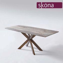 허더스 천연회동대리석 1650 식탁 테이블