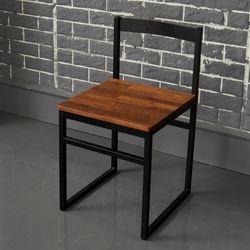 보니 원목 식탁의자