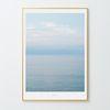 [A1프린트+프레임] 인테리어액자 아트프레임 바다 1