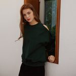 TIM POINT SWEATSHIRT(GREEN)