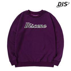 디씬 - CURSIVE - 맨투맨 - JDC-2004