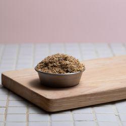[동일용량 추가 증정!] 강아지수제간식 고양이간식 북어파우더 멜리츄
