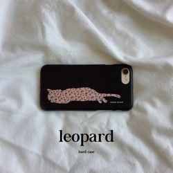 leopard (black) 아이폰케이스