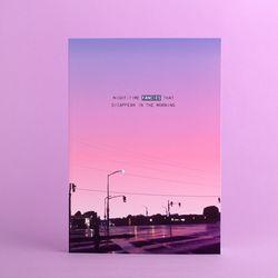 2019 날짜형 팬시다이어리-핑크
