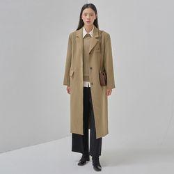 stylish daily long coat