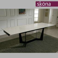 카르나 확장형 세라믹 식탁 테이블(2400)