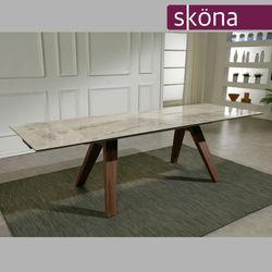 코르테 확장형 세라믹 식탁 테이블(2700)