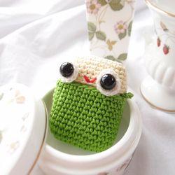개구리 왕눈이 에어팟 케이스 (2컬러)