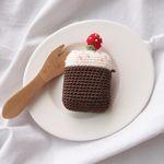 컵케이크 에어팟 케이스