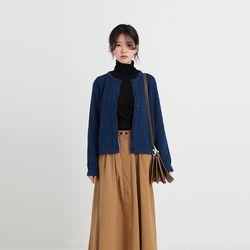 basil knit cardigan (4colors)