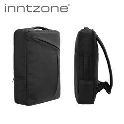 INTC-700X 발렌타인 올블랙 백팩 노트북가방 15.6인치