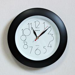 (ksam001)모던벽시계 119 (블랙)