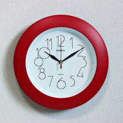 (ksam002)모던벽시계 119 (레드)