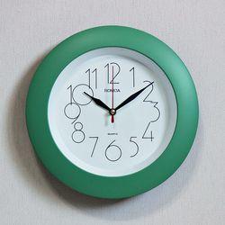 (ksam003)모던벽시계 119 (그린)