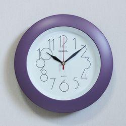 (ksam005)모던벽시계 119 (퍼플)