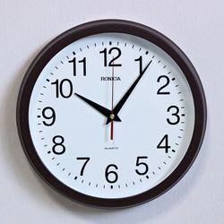 (ksam008)모던벽시계 901(브라운)