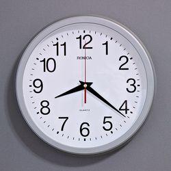 (ksam009)모던벽시계 901 (실버)