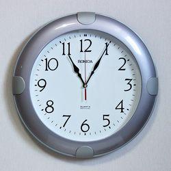 (ksam012)모던벽시계 601 (실버)