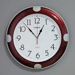 (ksam013)모던벽시계 601 (자주)