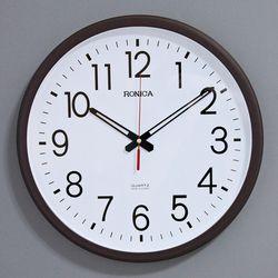 (ksam014)모던벽시계 908 (브라운)