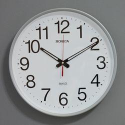 (ksam017)모던벽시계 153 (실버)