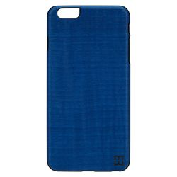 아이폰6s-6플러스 천연 우드케이스 - 미드나잇블루