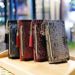 갤럭시노트5 (N920) Exy 지퍼 지갑 다이어리 케이스