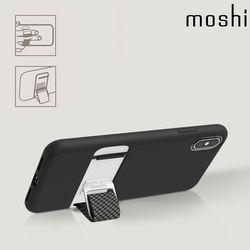 모쉬 아이폰XS Max 멀티스트랩 케이스 캡토블랙