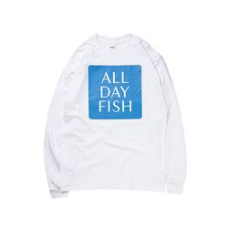 All day fisherman LONG SLEEVE