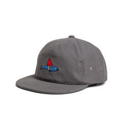 Fine embroidery cap SHARK