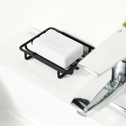 SUIT 욕실 와이어 비누받침 소