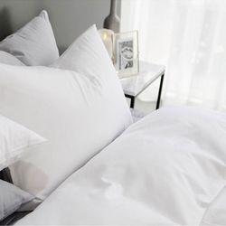 프리미엄 모달 호텔이불커버 WHITE(Q SET)