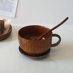 우드 머그컵(3P세트) 나무컵