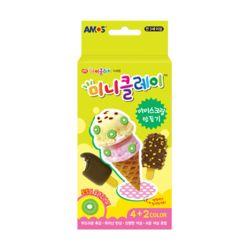 AMOS 아모스 미니클레이 아이스크림 만들기