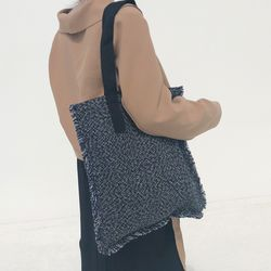TWI bag  deep blue