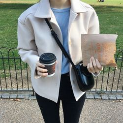 FRESH A standard short coat