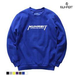 뉴해빗 - insecure nuhabit - 기모 맨투맨 -  8s-7039
