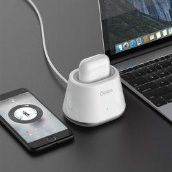 Oittm 애플 에어팟 충전 거치대 충전독